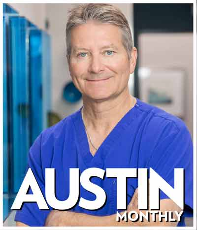 dr robert caridi named top plastic surgeon in austin by austin monthly magazine