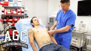 Surgical Drain for Gynecomastia Surgery Recovery